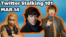 Twitter Stalkers Beware, Cumberbatch Is On the Case!