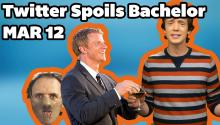 Spoiler Alert - The Bachelor had a Finale!