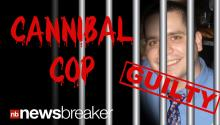 BREAKING: NYPD Cannibal Cop Found Guilty