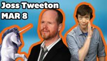 Welcome to Twitter Joss Whedon! (about freakin time!)