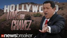 Hollywood Celebrities Who Tweeted Love For Hugo Chavez