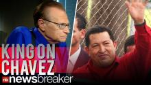 Larry King On His Last Interview With Hugo Chavez