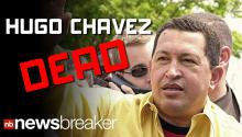 Hugo Chavez Dead at 58