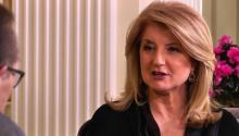 Arianna Huffington on the emerging trend of successful women