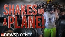 FAA Investigating Harlem Shake on a Plane