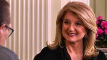 Arianna Huffington on same sex marriage and other issues