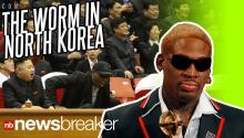 First Photos of Rodman and North Korean Leader