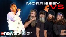 EXCLUSIVE - Duck Dynasty Cast Responds To Morrissey