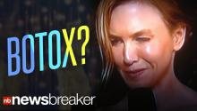Star Injects Humor Into Zellweger's Oscar Face Debate