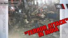 'Terror Attack' In India; Many Are Dead