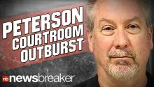 Killer Cop Drew Peterson Yells In Court
