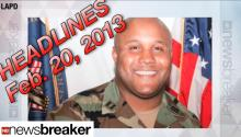 NewsBreaker Headlines for Feb. 20, 213