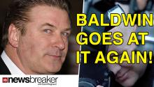 Alec Baldwin's Alleged Racist Rant