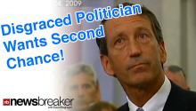 Disgraced Gov. Wants To Be A Congressman