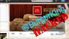 Burger King Twitter Hacked, Vandalized