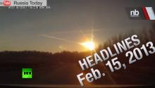 NewsBreaker Headlines for Feb. 15, 2013