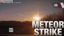 CRAZY VIDEO: Meteor Injures 1,000+ in Russia
