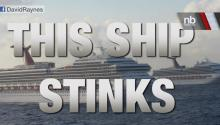 Carnival Cruise Ship Stuck Again!