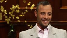Olympic Athlete Oscar Pistorius Discusses His Girlfriend