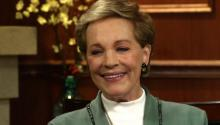 Julie Andrews Answers Social Media Questions