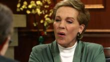 Julie Andrews talks about Anne Hathaway's performance in 'Les Miserables'