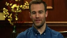 Actor James Van Der Beek Answers Social Media Questions