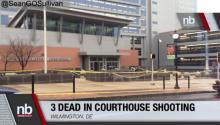 Report: Courthouse Killer Identified