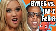Amanda Bynes Ugly-Faces Jay-Z & #Nemo Strikes