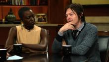Actors Norman Reedus and Danai Gurira Discuss if Their Characters Will Return