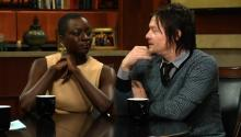 Actors Norman Reedus and Danai Gurira Talk About Their Characters Coming Back