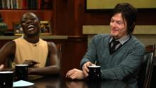 Actors Norman Reedus and Danai Gurira On What They Will Do if They Are