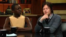 Actors Norman Reedus and Danai Gurira Give Prediction On How