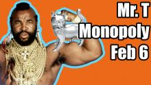 Twitter Welcomes Mr. T & Kitten Monopoly
