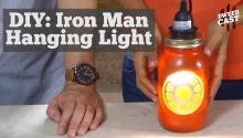 DIY: Epic Iron Man Arc Reactor Lights