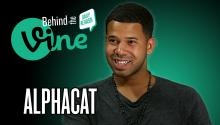 Behind the Vine with Alphacat aka Iman Crosson