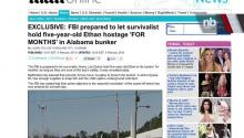 FBI Could Let Hostage Situation Go For Months