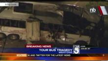 Horrifying California Charter Bus Crash