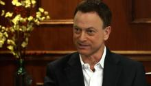 Actor Gary Sinise Talks Gun Control