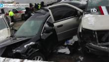 Massive Car Pileup Turns Deadly