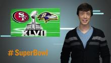 Super Bowl 47: Beyonce Belts Harbaugh Brothers