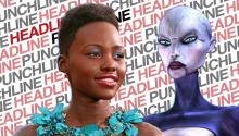 Lupita Nyong'o Rumored to Play Asajj Ventress in Star Wars Episode VII