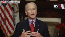 Biden Recommends Shotgun Shells for Earthquake Protection
