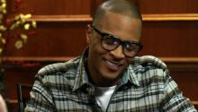 Rapper T.I. On Behaving Himself