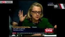 Clinton Fumes At GOP Senator Over Benghazi