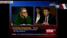 Rand Paul Would Have Fired Hillary Clinton