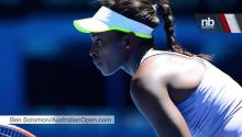 Teen Boots Serena Williams Out of Australian Open
