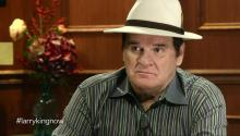 Pete Rose interview
