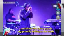 Rapper Lupe Fiasco Tossed Off Stage After Anti-Obama Rant