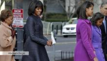 The Scoop on FLOTUS' Outfit