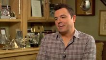 Family Guy's Seth MacFarlane on legalizing marijuana